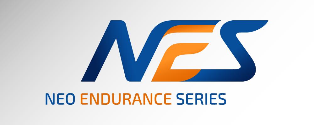 NEO Endurance Series logo reveal