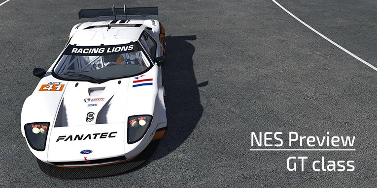 NES Preview – GT class