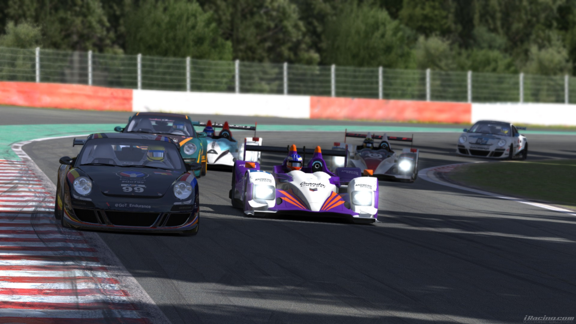 6 hours of spa francorchs race report neo endurance