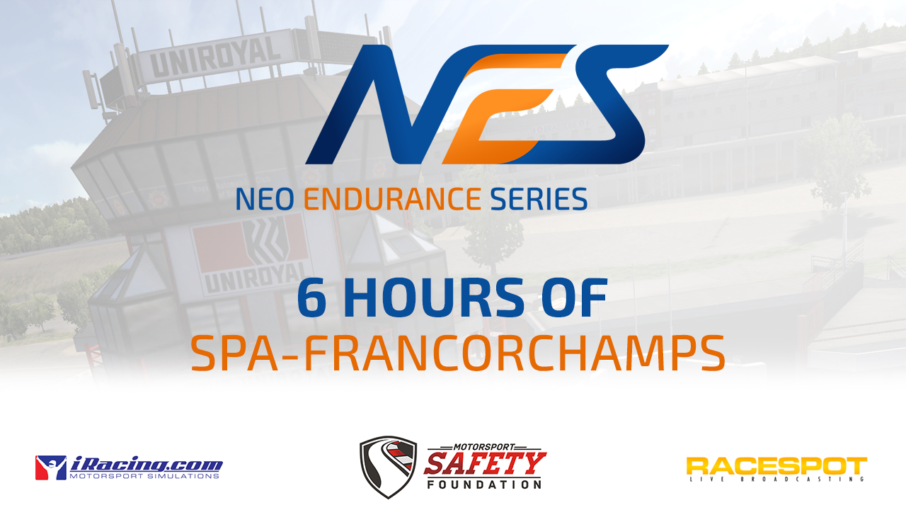NES: 6 hours of Spa