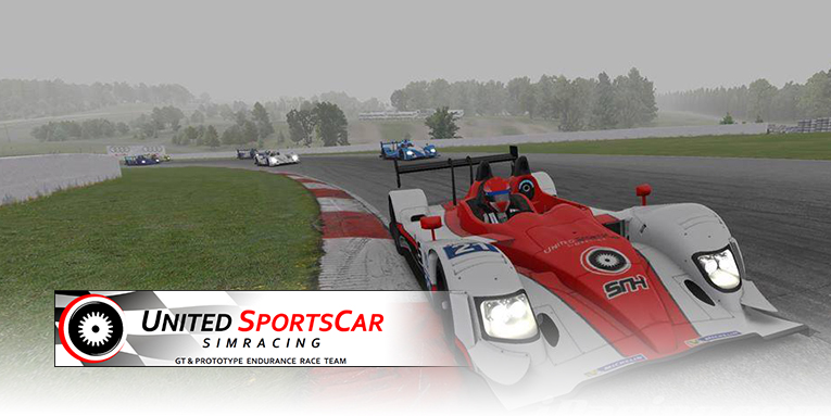 United SportsCar SimRacing joins NES