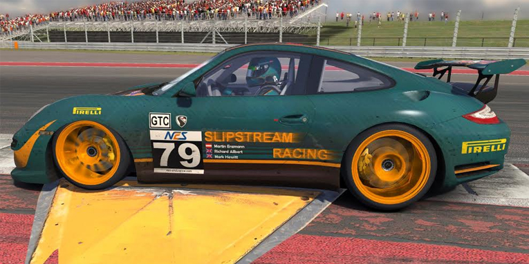 How Slipstream Racing experiences NES