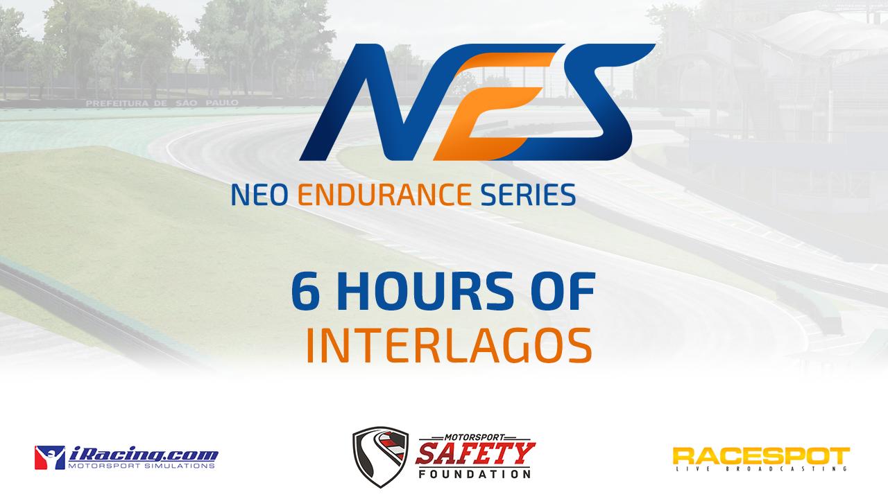 NES: 6 hours of Interlagos