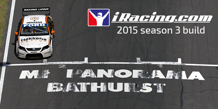 iRacing.com 2015 season 3 build