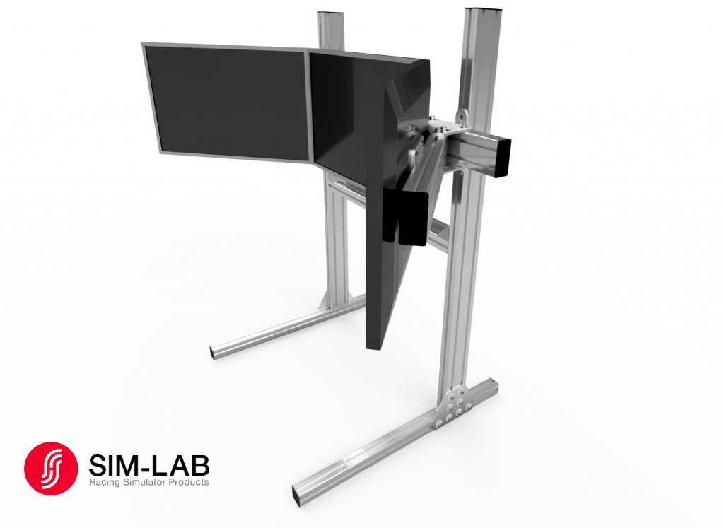 Win A Sim Lab Triple Monitor Mount Neo Endurance
