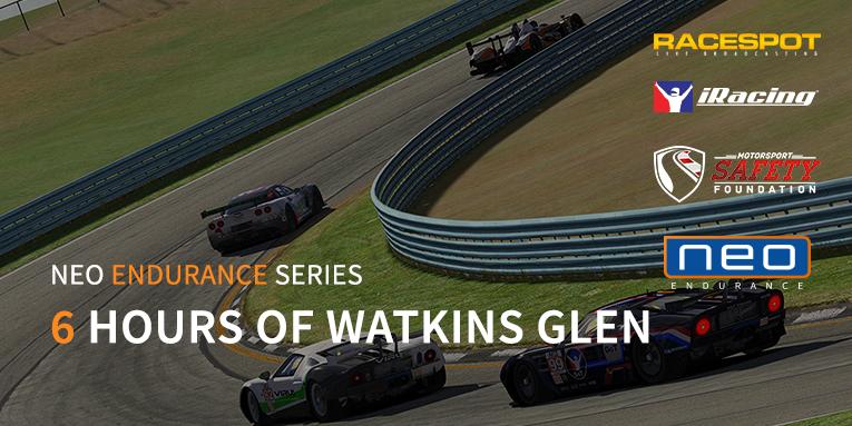 NES2: 6 hours of Watkins Glen