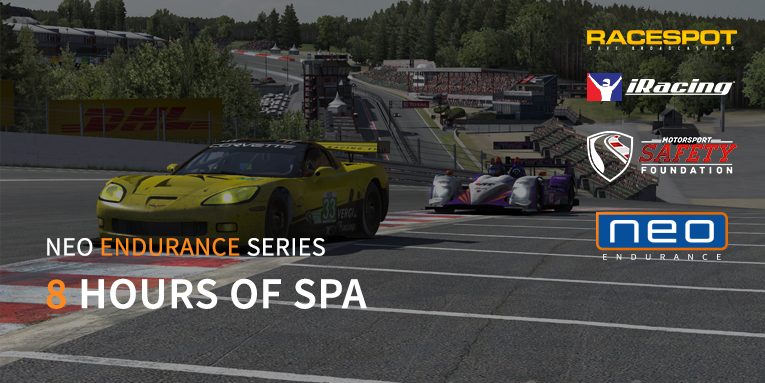NES2: 8 hours of Spa
