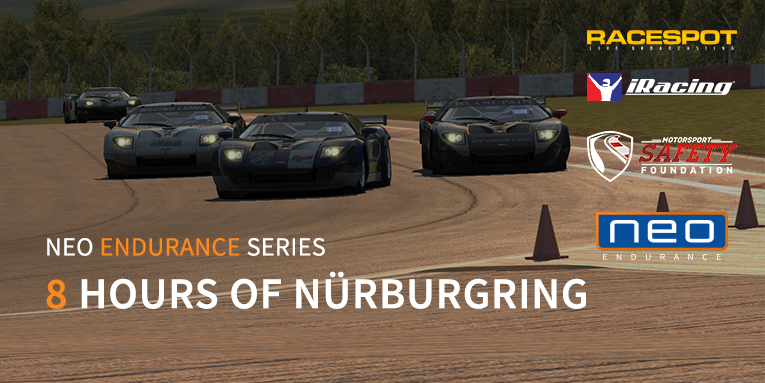 NES2: 8 hours of Nürburgring