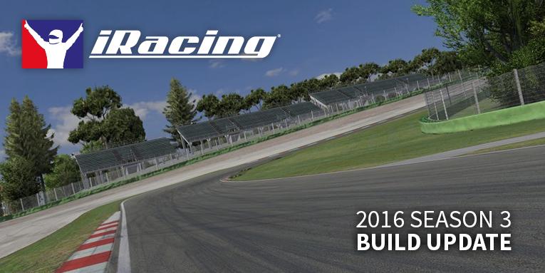 iRacing 2016 season 3 build