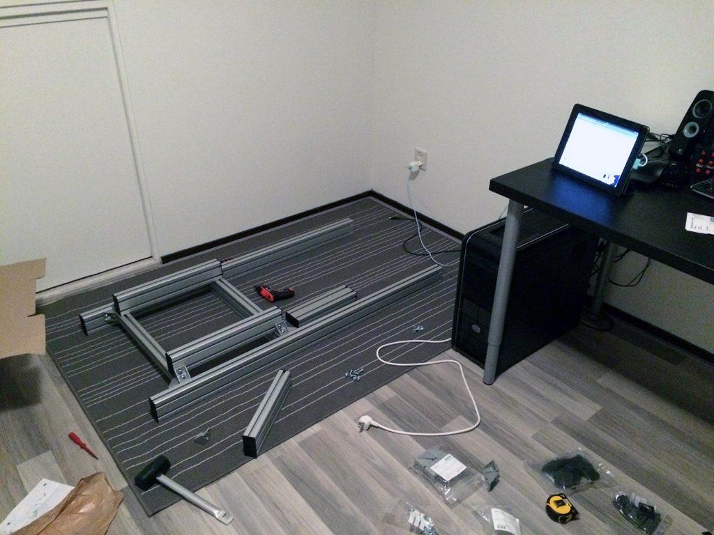 Sim-Lab GT1 rig review – NEO Endurance