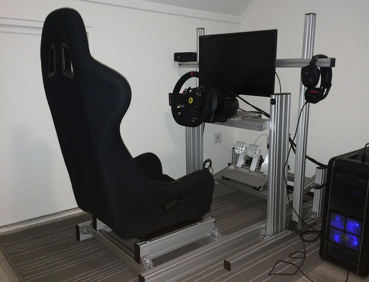 Sim-Lab GT1 rig review – NEO Endurance
