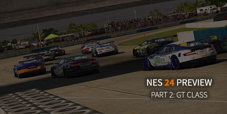 Le Mans preview: GT championship battle