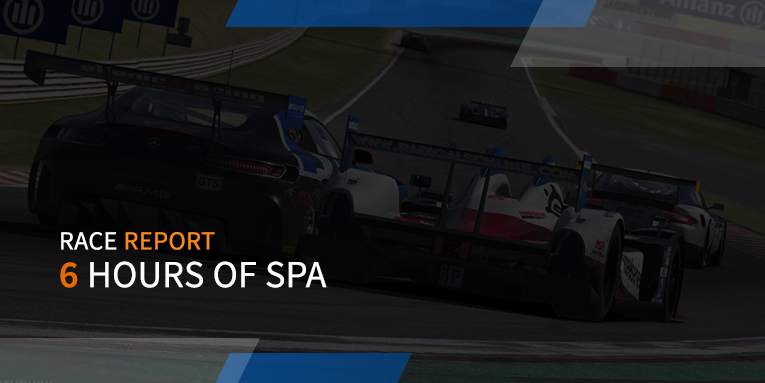 Coanda Simsport wins in Belgian forest