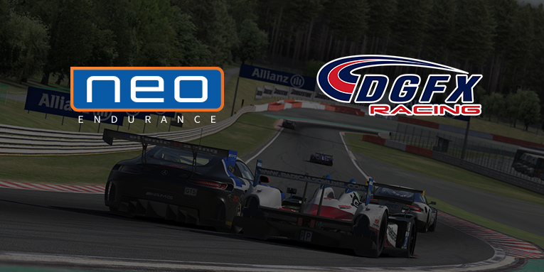 NEO Endurance partners with DGFX Racing