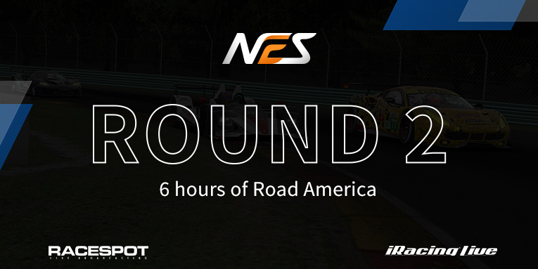 Race replay: NES 6 hours of Road America
