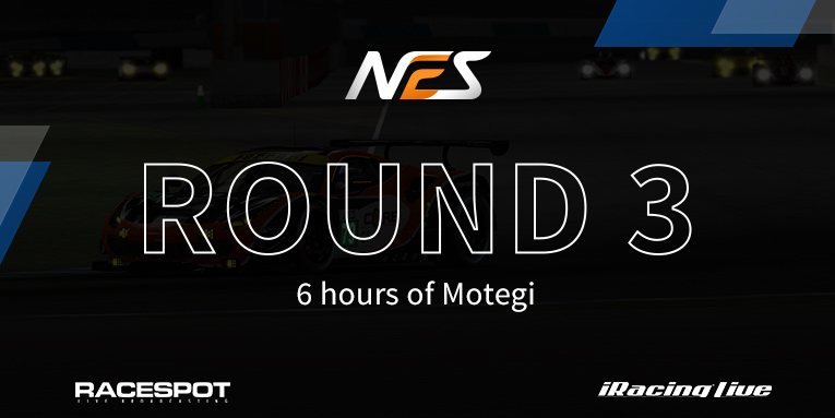 Race replay: NES 6 hours of Motegi