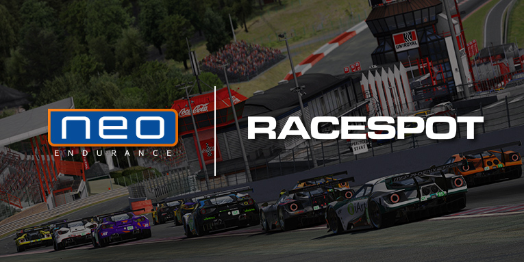 NEO and RaceSpot Extend Partnership, Announce Qualifying Coverage