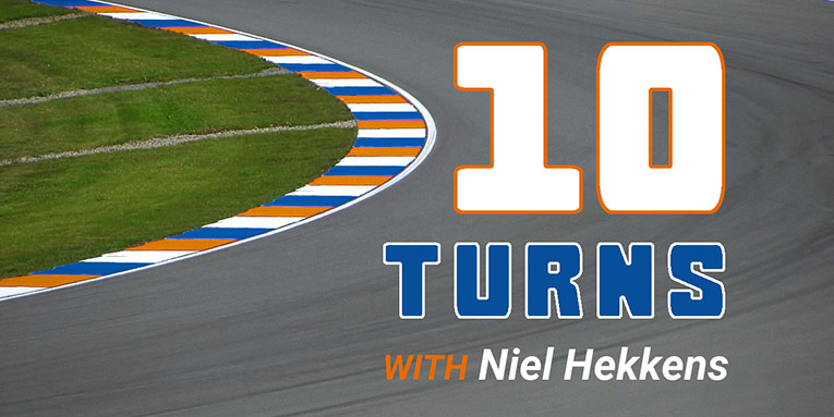 10 Turns with Niel Hekkens