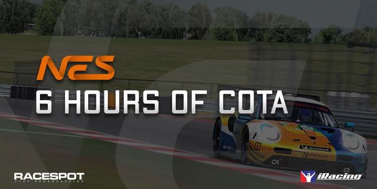 Race replay: 6 hours of COTA