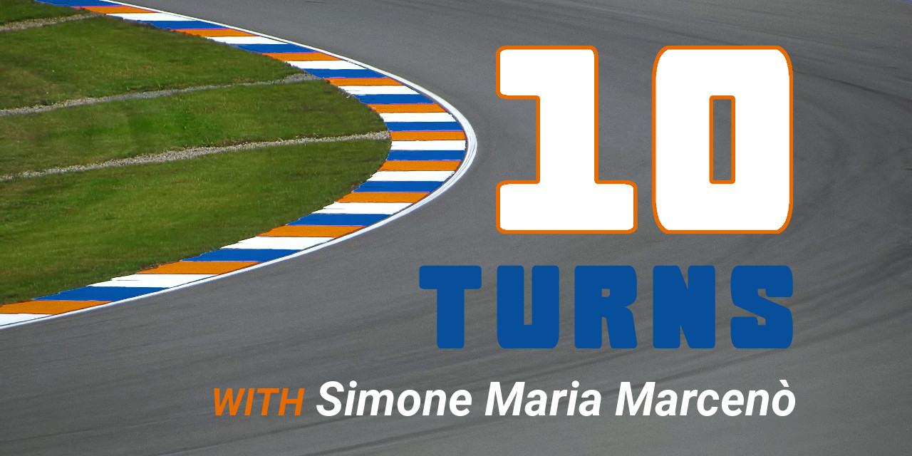 10 Turns with Simone Maria Marcenò