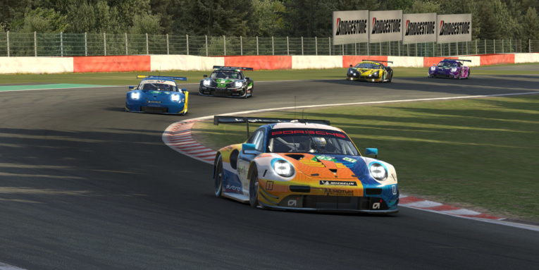 GT Championship Preview: Three Porsches to Fight for Top Honors