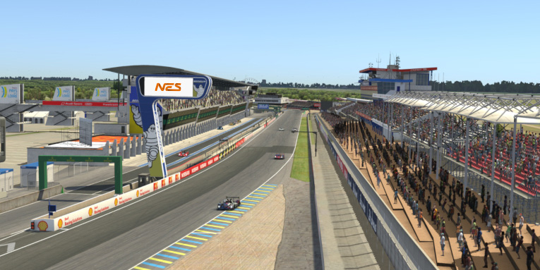 Race Preview: RaceSpot 24 Hours of Le Mans