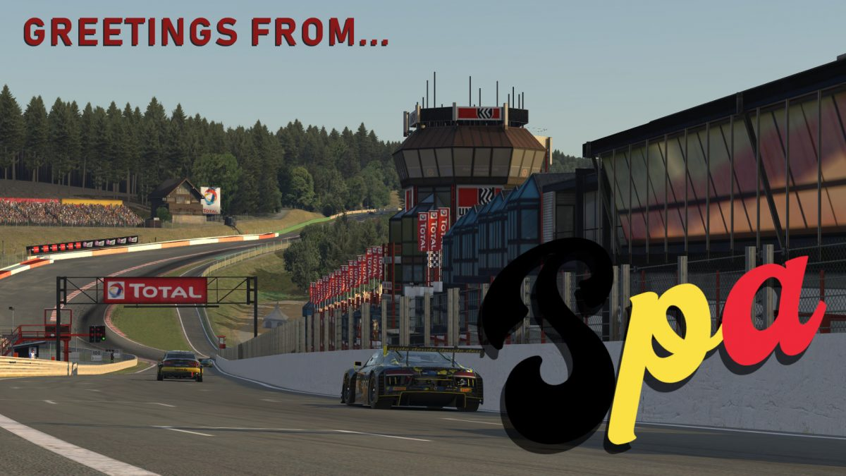 Postcards from Spa