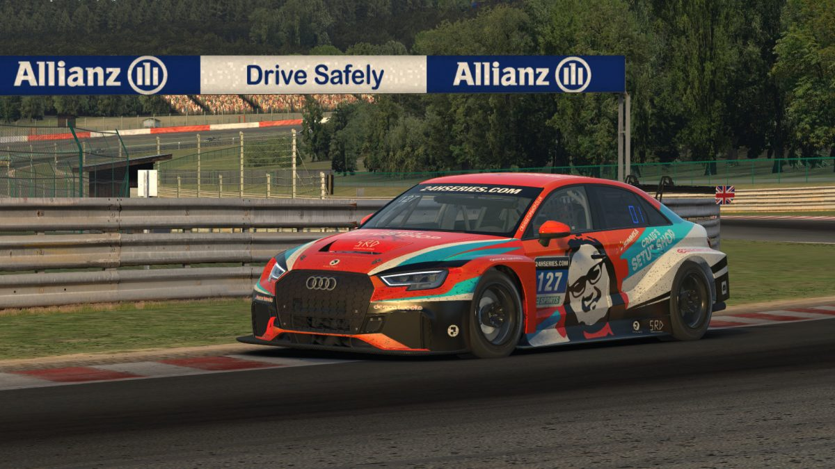 TCR Recap: CraigSetupShop Outpaces a Penalty and their Opponents