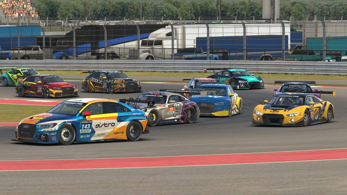 """Roundtable Discussion: """"Chaos Everywhere"""" in Traffic at COTA"""