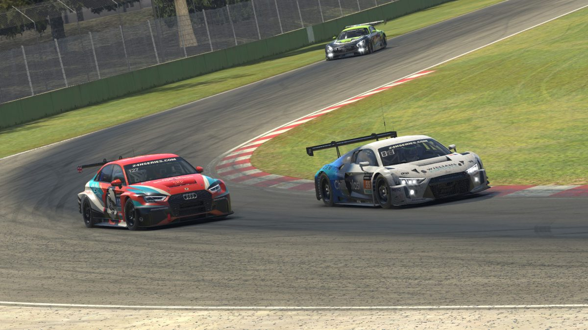 Rapid Recap: A Return to the Top for Williams, MSI, and CSS at Imola