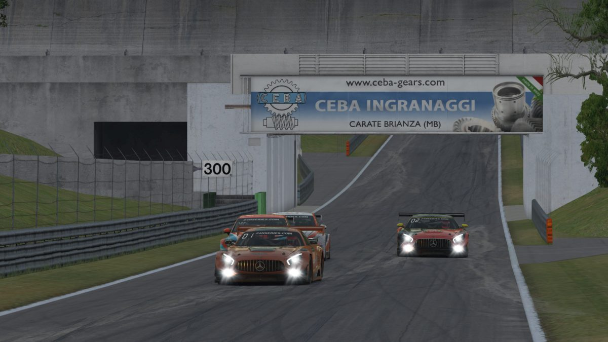 Rapid Recap: Monza Madness Features Close Finishes, Contact, and a Title Decided