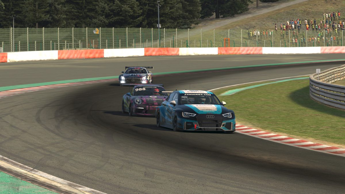 All Six Circuits to Return in New 24H SERIES ESPORTS Season