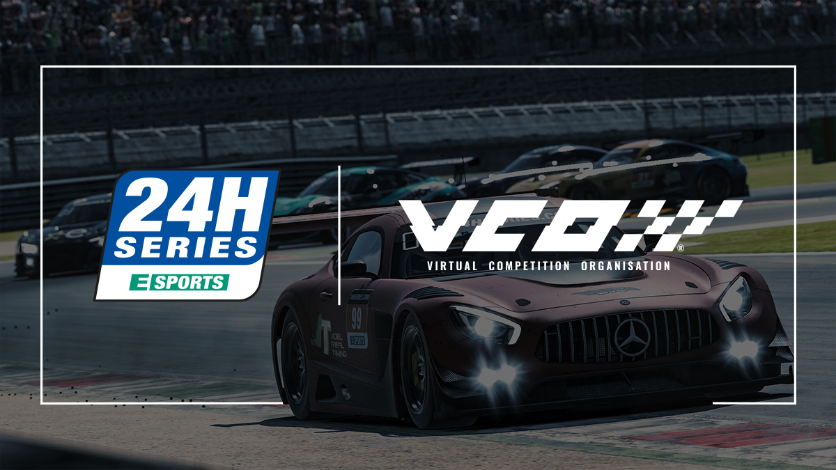 From Pixels to Pavement, VCO Joins as a 24H SERIES Partner
